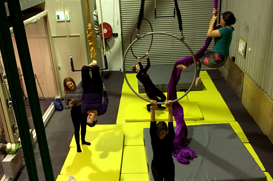 Suspension yoga equipment perth
